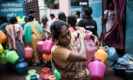 Parched lives on the fringe: How water scarcity has widened inequality in Chennai