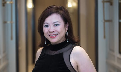Meet the Eco-Business A-Listers: Esther An, CDL's ubiquitous partnership builder