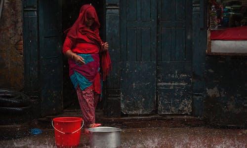 Muddy rain in Kathmandu highlights wider climate disturbance