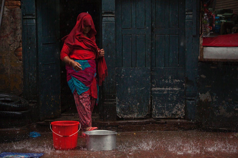 kathmandu rain