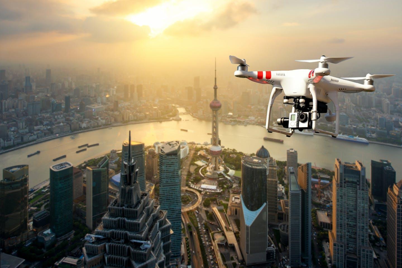 drone shanghai