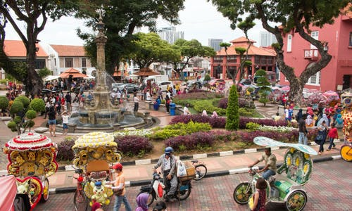 As tourists flock to Malaysian historic city, officials step up climate action