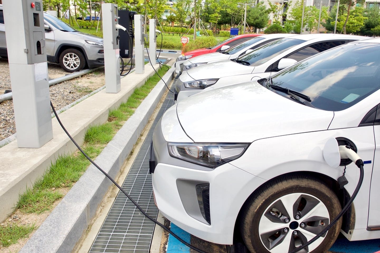 electric cars korea