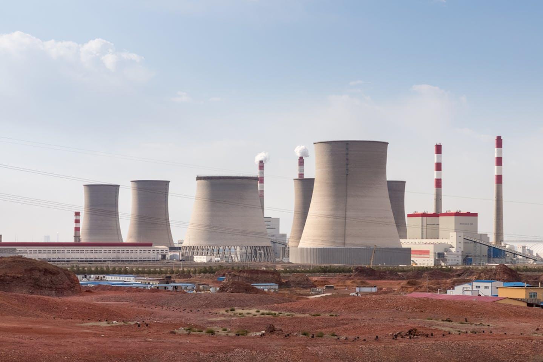 coal plant xinjiang china