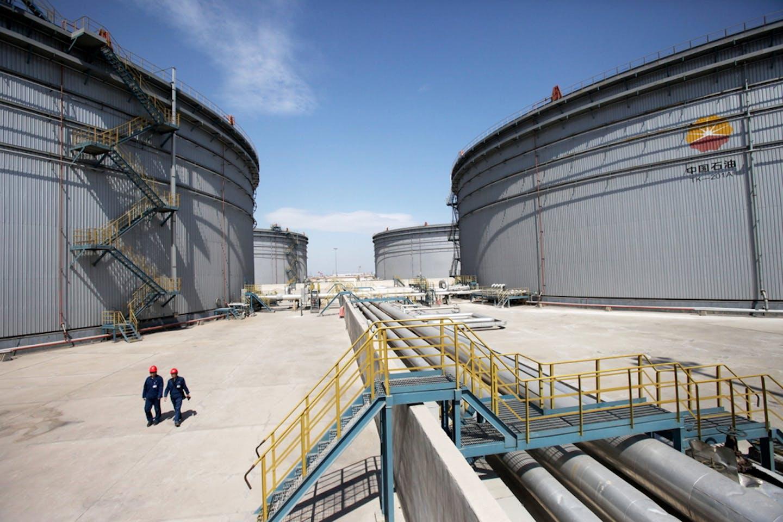 oil tank inspectors china