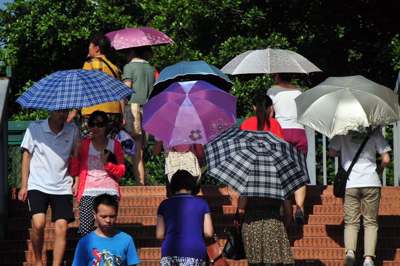heatwave China