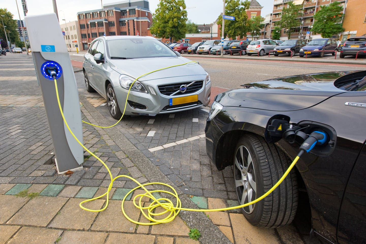 electric cars netherlands
