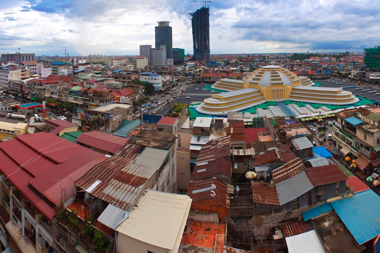 Pnom Penh Cambodia