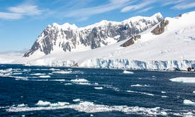 Antarctic melting could bring a much hotter future