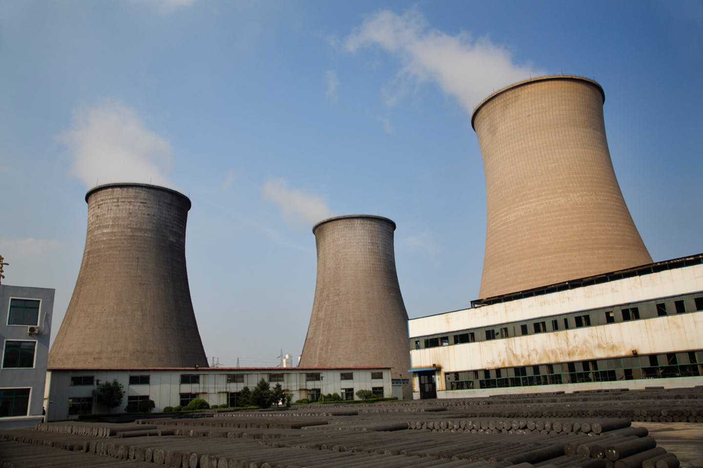 Liaoning Province China Coal Plant