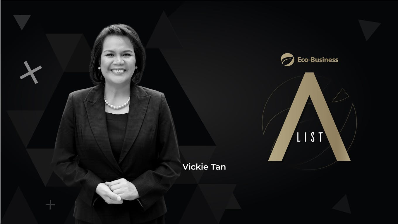 Victoria Tan, Ayala Corporation. Image: Eco-Business
