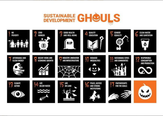 The UN's Sustainable Development Gouls