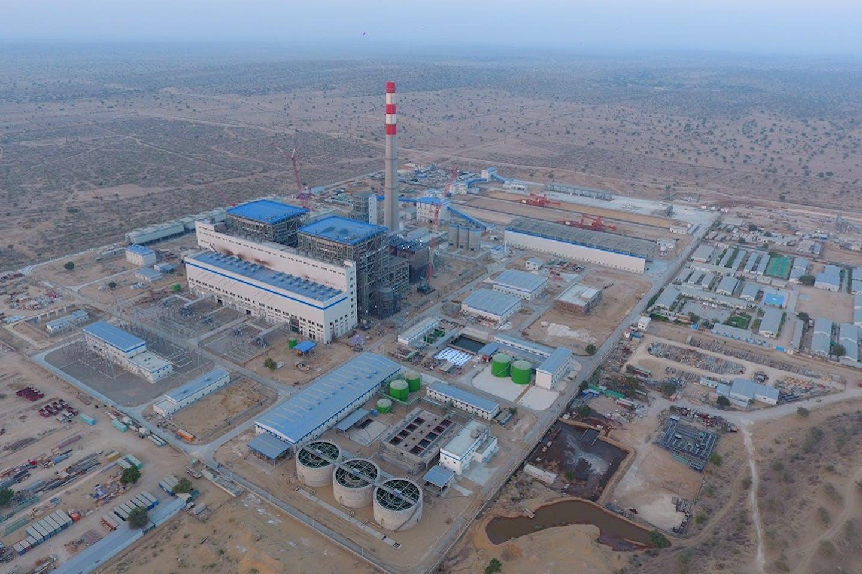 EPTL power plant