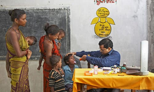 Covid-19 deepens healthcare nightmare for India's indigenous people
