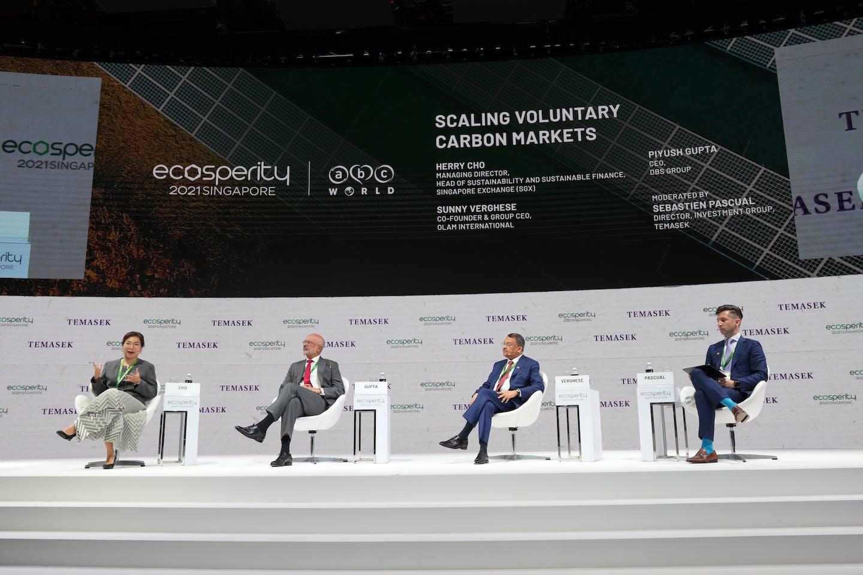 Ecosperity carbon markets panel