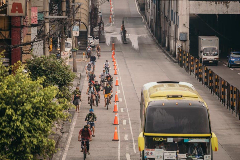 bike lane edsa