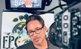 Robert Downey Jr's new green tech fund invests in The Liveability Challenge winner RWDC Industries