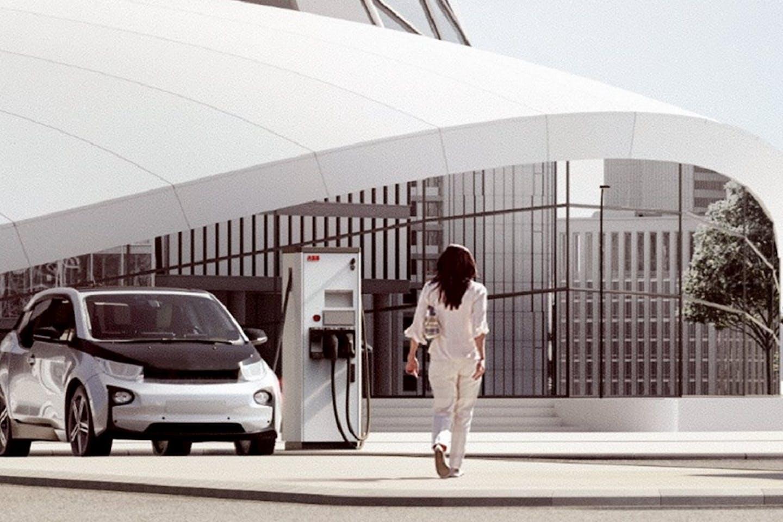 ABB charging station