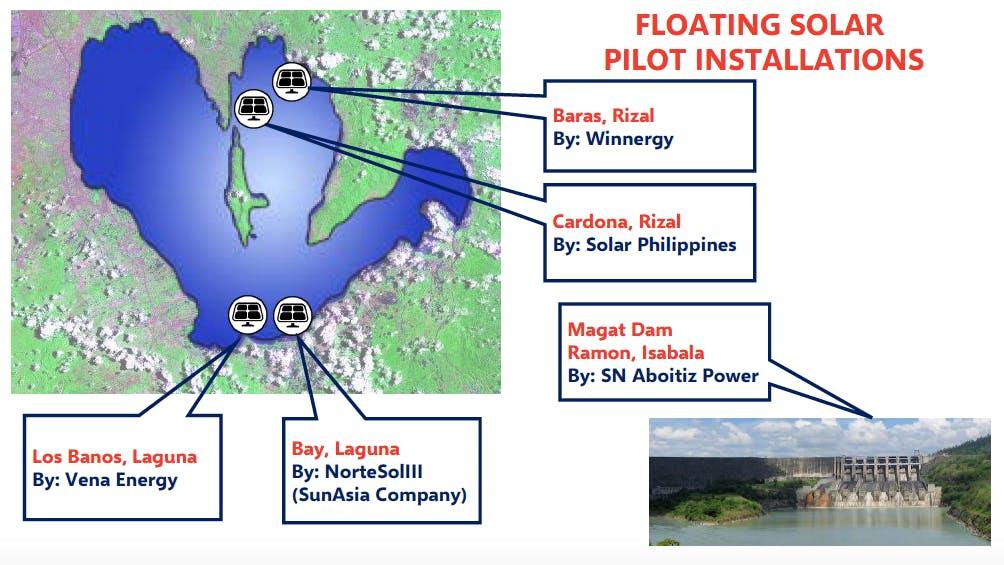 [Tagalog] Floating solar test beds