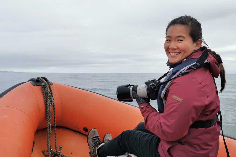 tiffany goh marine biologist