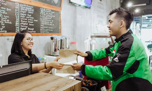 Gojek leads the charge on disposable cutlery for online deliveries in Indonesia