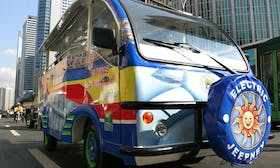From flying taxis to e-jeepneys: transport in Southeast Asia is going electric