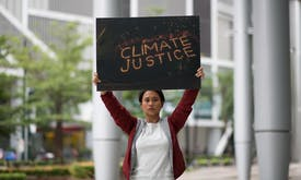 Climate legal cases in Asia have risen by 185% since 2018