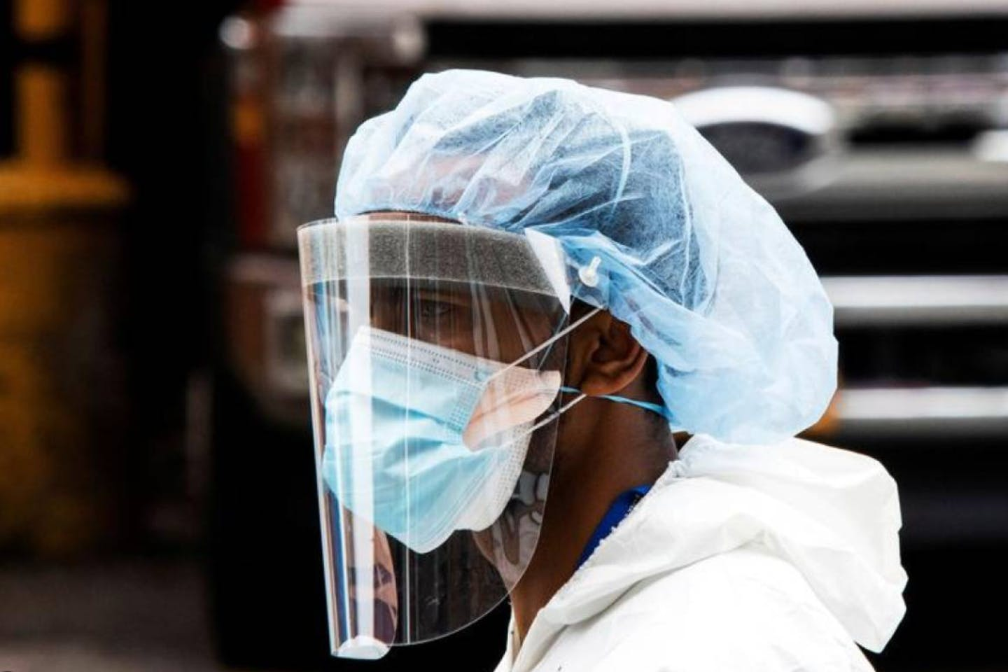 Greener PPE Inventors tackle Covid-19 plastic waste mountain