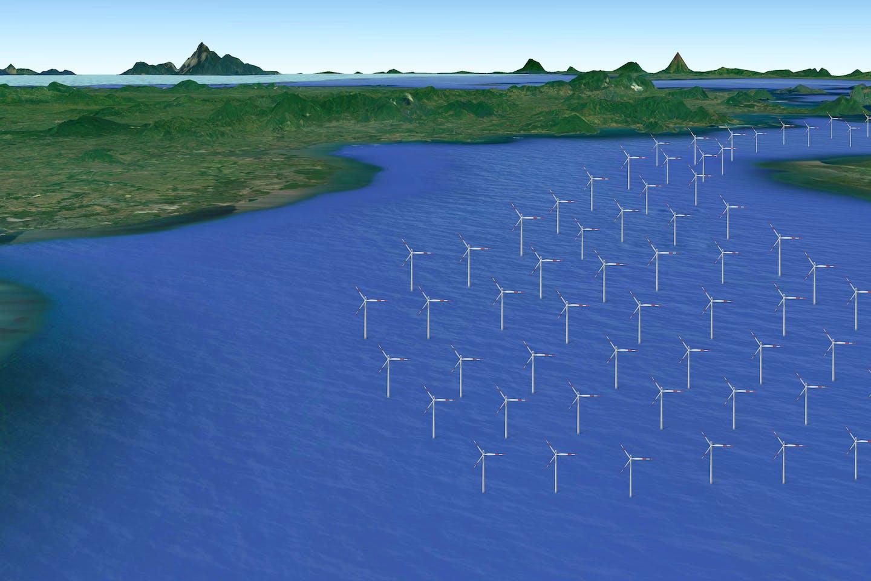 offshore wind guimaras