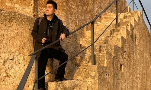 How I got here... architect and green building advocate, Tan Szue Hann
