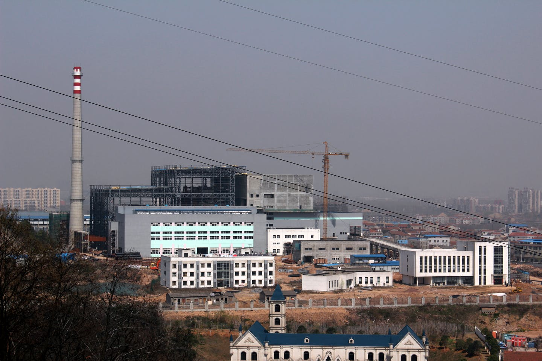 waste to energy china