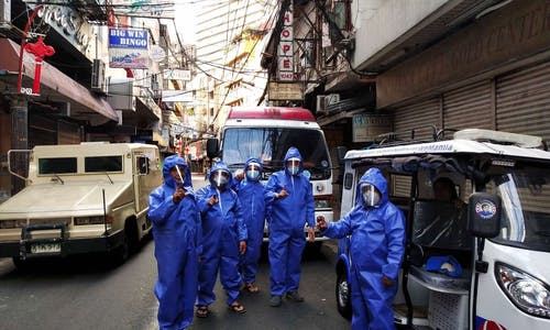 Eco-friendly gear: Southeast Asia finds ways to minimise waste during coronavirus outbreak