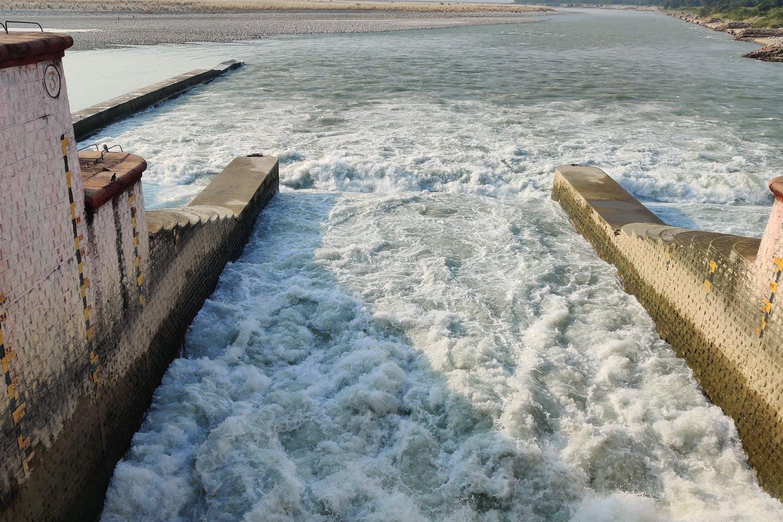 Sharda Barrage