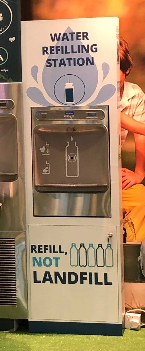 Water dispenser Elkay