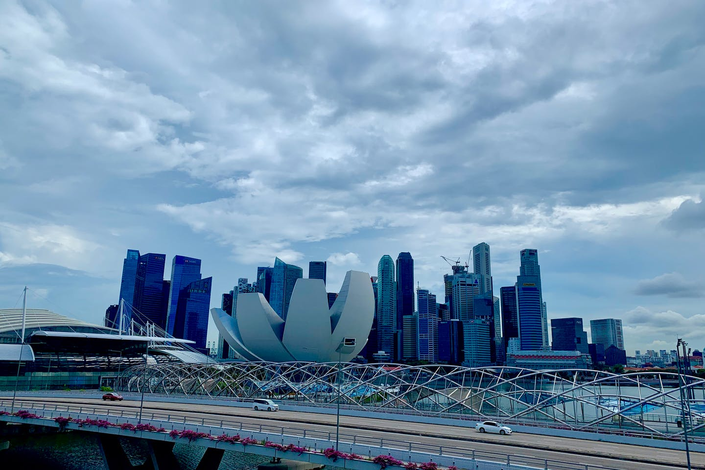 The Singapore skyline. Singapore is positioning itself as a regional hub for green finance as Southeast Asia looks to infrastructure to revive ailing economies.