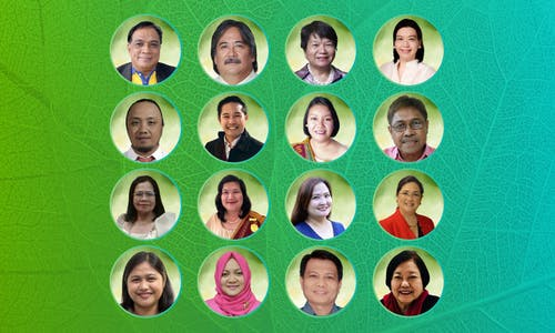 Philippine climate change body installs new expert panel