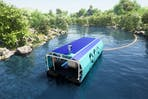The River Plastic Recovery System from Seven Clean Seas