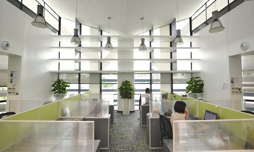 Standing tall: How green buildings are adapting to the post-Covid era