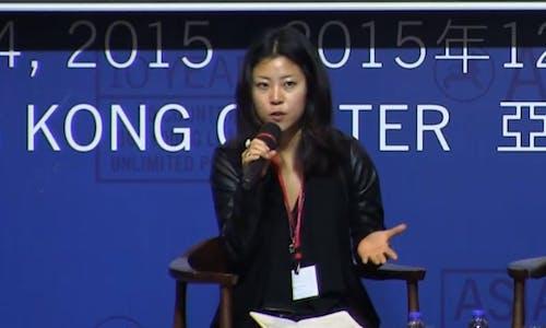 Greenpeace East Asia head Jamie Choi joins energy transition non-profit Tara