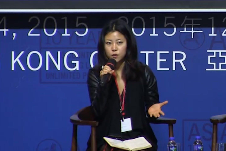 Jamie Choi, managing director, Tara