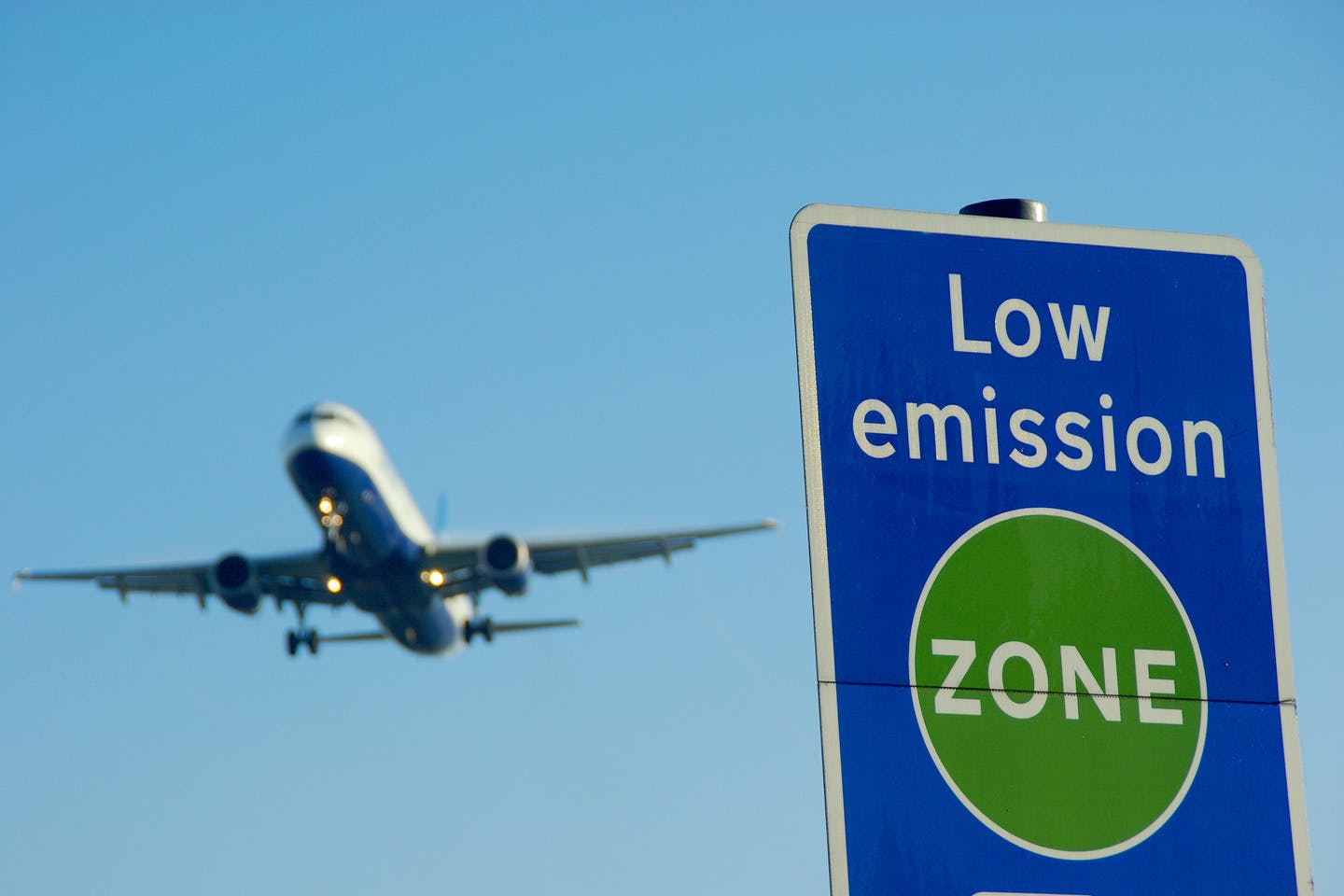 emissions free zone