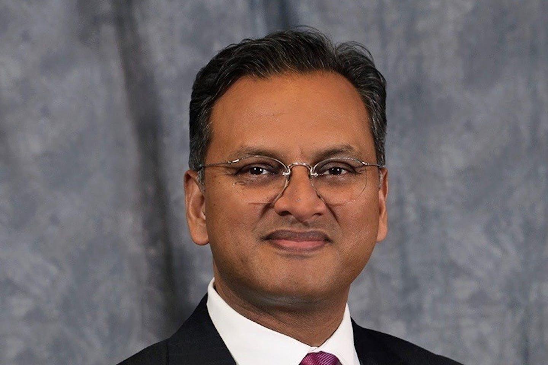 Former World Bank and JP Morgan executive Kamran Khan, DB