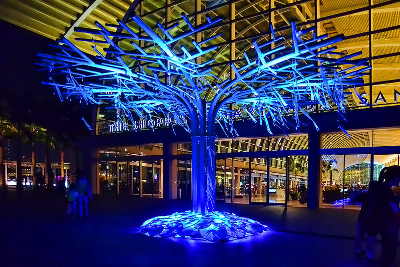 i Light Festival Singapore Marina Bay