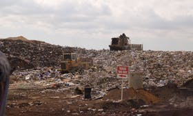 Creating economic wealth from emissions reduction – a case study of recycling