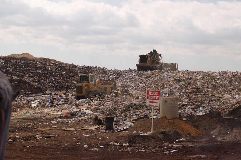 Landfill in Australia