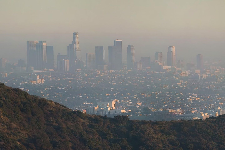 Air pollution in LA