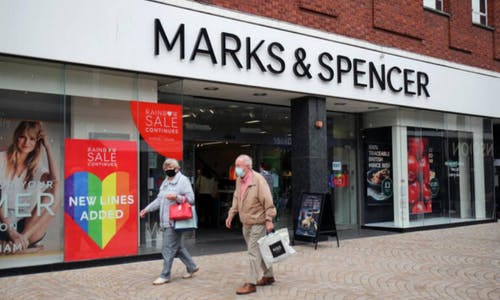 Britain's M&S backs call to stop forced labour in China's Xinjiang