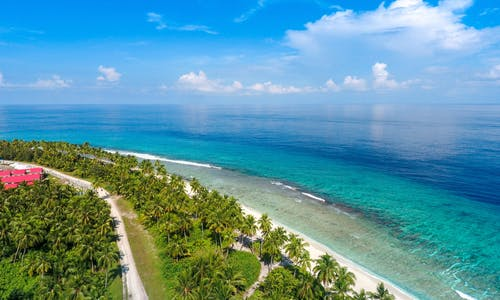 Impact of Covid-19 on tourism in small island developing states