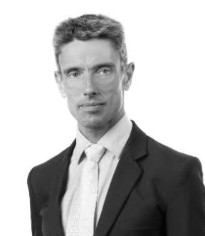 Mikkel Larsen, chief sustainability officer, DBS Bank