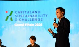 Climatech Corp and Inovues win the inaugural CapitaLand Sustainability X Challenge